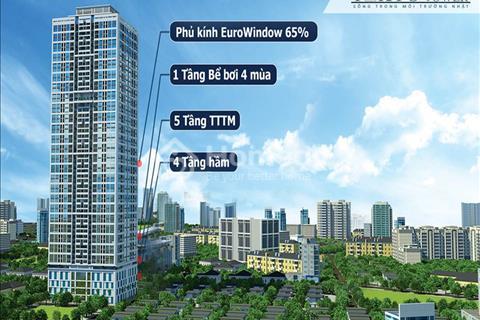 Dự án Tokyo Tower - Vạn Phúc cao cấp nhất Hà Đông, giá chỉ từ 20 triệu/ m2