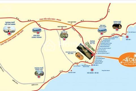 Aloha Bình Thuận- cơ hội đầu tư an toàn, giá chỉ 870 triệu, chiết khấu 7%
