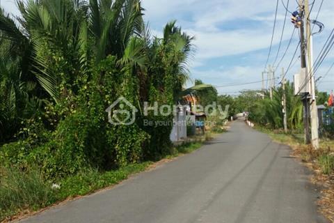 810 m2 đất vườn (550 m2 đất thổ cư) mặt tiền đường Hiệp Phước, Nhà Bè - Giá rẻ - View sông