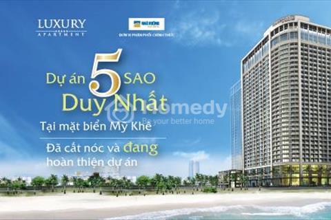 Căn hộ Luxury Apartment Đà Nẵng cam kết đầu tư sinh lời - pháp lý đầy đủ