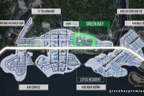 Hometel Green Bay Premium lợi nhuận cao, chiết khấu lớn, quà tân gia khủng, hỗ trợ vốn 70%