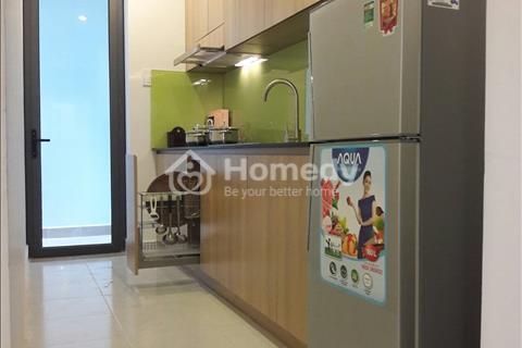 Cho thuê căn hộ chung cư Gamuda 2 phòng ngủ full nội thất mới 100%