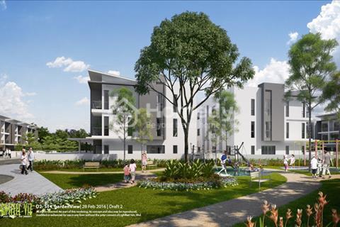 Bán nhà liền kề ST4 Gamuda. Hướng Tây Bắc, diện tích 112 m2, giá hợp lý
