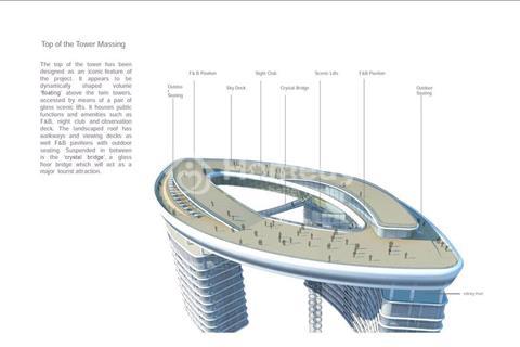Sắp ra mắt tòa tháp đôi - 1 biểu tượng tương lai của Đà Nẵng - Cocobay Towers