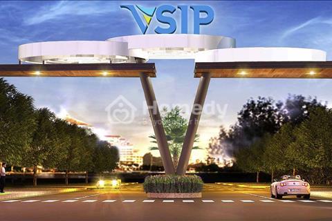 Bán nhà 3 tầng, diện tích 100 m2, sở hữu lâu dài tại khu đô thị VSIP, phường Trương Quang Trọng