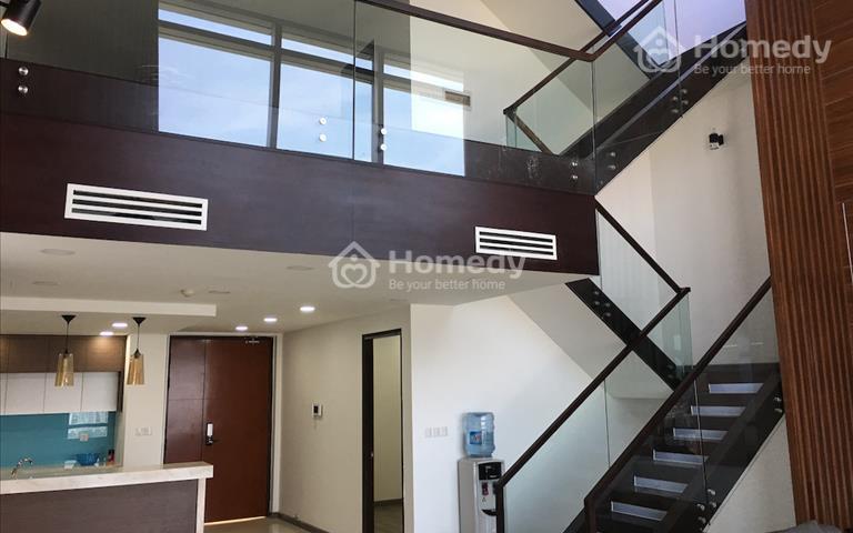 Cầncho thuê căn hộPenthouse 280m2 tại tầng 30 tòa nhà PetroLand Tower
