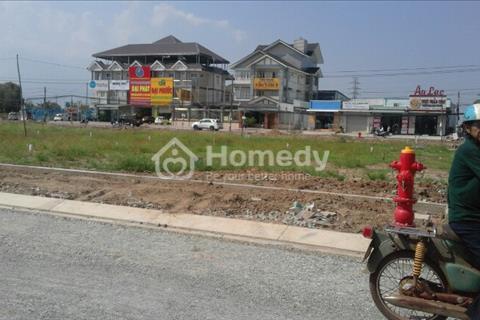 Đất kề quận 2, Hồ Chí Minh cách phà Cát Lái 3 km mặt tiền đường lớn dân cư đông