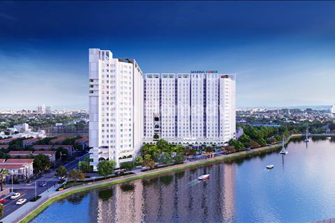 Căn hộ Singapore giá dưới 1 tỷ, view sông, ngay Quốc lộ 13, đường Ngô Chí Quốc, giá chỉ 17 triệu/m2