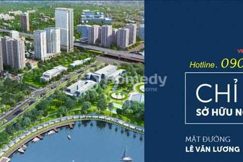 Việt Đức Complex, chung cư Lê Văn Lương, giá hấp dẫn