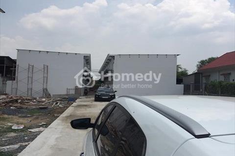 Bán nhà 1 lầu, 1 trệt, khu dân cư Tân Thông Hội, huyện Củ Chi. Giá 580 triệu