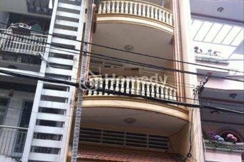 Cho thuê nhà mặt tiền 4 lầu Nguyễn Thái Sơn, Gò Vấp, diện tích 5 x 12 m