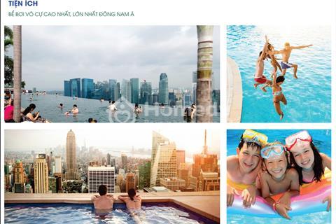 Tặng ngay chuyến nghỉ dưỡng 5 sao tại Singapore trong hè này khi mua Hòa Bình Green
