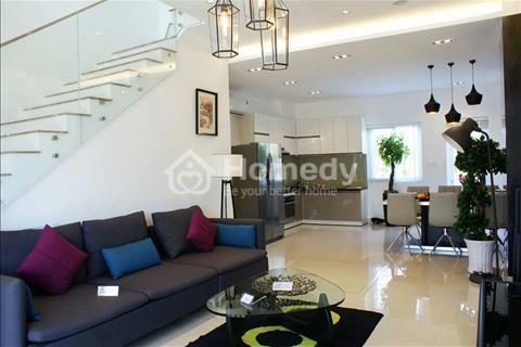 Nhà có sẵn 1 trệt 2 lầu, 4 phòng ngủ, Bưng Ông Thoàn Quận 9, sổ hồng riêng, diện tích 5 x 16 m