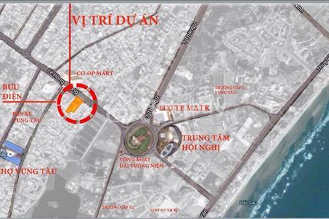 Sở hữu ngay căn hộ nghỉ dưỡng mặt tiền Lê Hồng Phong, Vũng Tàu chỉ từ 885 triệu. Hỗ trợ vay 70%