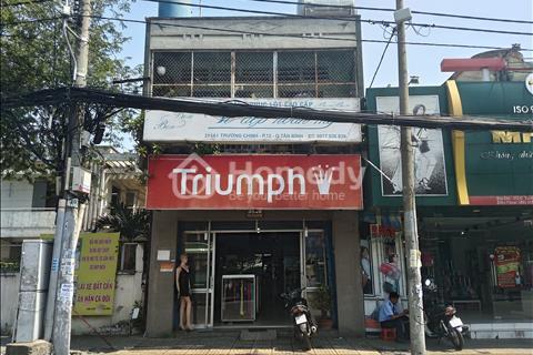 Chính chủ bán nhà mặt tiền trung tâm đườngTrường Chinh, Phường 13, Tân Bình, giá 9,9 tỷ