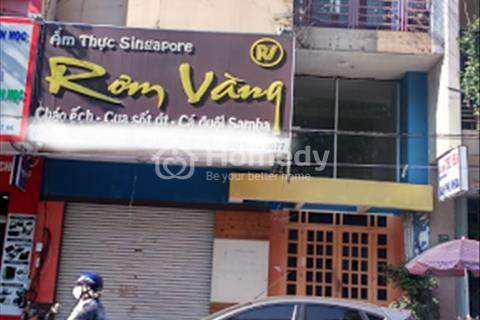 Cho thuê nhà mặt tiền đường Bà Hạt, Phường 9, Quận 10, Hồ Chí Minh