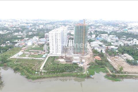 Bán gấp căn góc 75 m2, chung cư 4S Linh Đông, giá chỉ 1,53 tỷ có nội thất
