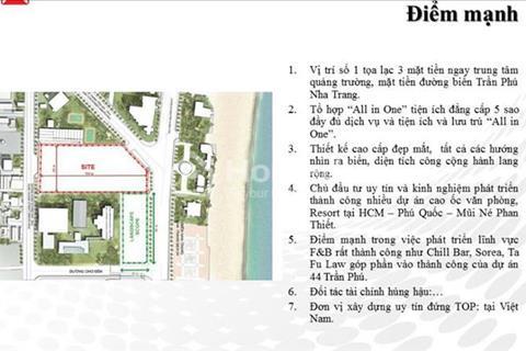 Mở bán A&B Central Square Nha Trang - Cam kết lợi nhuận 10%/năm