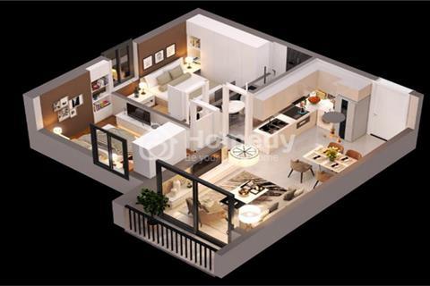 Bán căn hộ SOHO 30 m2, 35 m2, 45 m2, 50 m2 tòa G3 chung cư Vinhomes Mễ Trì, giá từ 1 tỷ