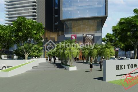 Cho thuê căn hộ cao cấp Hei Tower - Ngụy Như KonTum, 128 m2, 3 phòng ngủ, 12 triệu/tháng