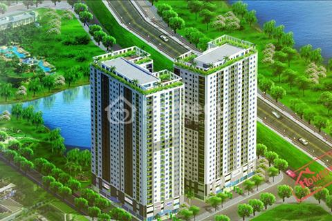 Chính chủ bán căn hộ Hateco Hoàng Mai, 79,5m2 - 3 PN, ban công ĐN. Tầm nhìn ra hồ công viên Yên Sở