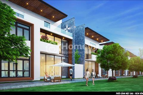 Bán nhà 3 tầng xây 2017, quận Liên Chiểu, cách biển 1,2 km ngay bãi tắm Xuân Thiều