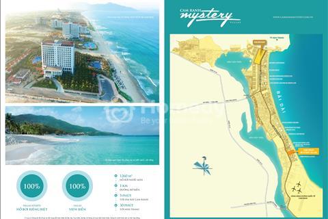 Biệt thự mặt biển, Mystery Cam Ranh, sở hữu vĩnh viễn, thuê lại 8%/năm, sinh lời cực cao