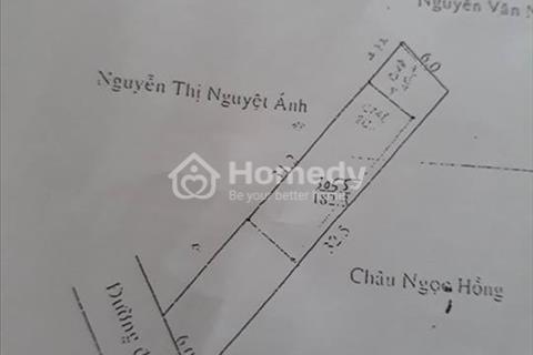 Bán đất tại đường DX 023, Thủ Dầu Một, Bình Dương diện tích 182,3 m2 giá 1,150 tỷ