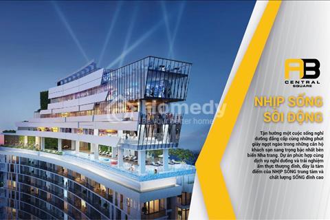 AB Central Squre Nha Trang, cam kết khủng 10%/năm trong 10 năm
