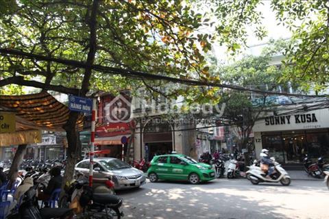 Bán nhà mặt phố Đường Thành, Hoàn Kiếm 51 m2 giá 32,5 tỷ