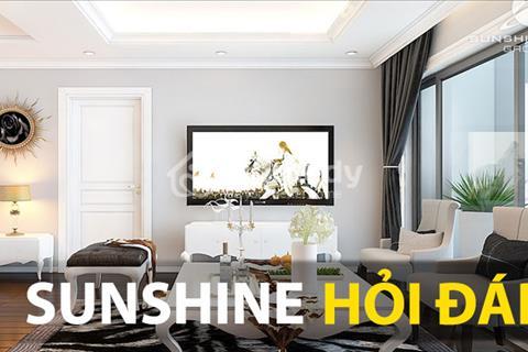 Thông báo: Ra mắt thêm 2 căn hộ mẫu tại dự án chung cư cao cấp Sunshine Palace