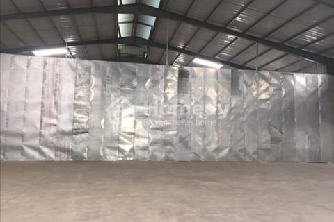 Cho thuê kho xưởng diện tích 510 m2, 800 m2, 1.200 m2 khu công nghiệp Đại Đồng, Tiên Du, Bắc Ninh