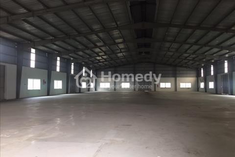 Cho thuê kho xưởng diện tích 1.300 m2, 1.700 m2, 4.300 m2 khu công nghiệp Đại Đồng, Bắc Ninh
