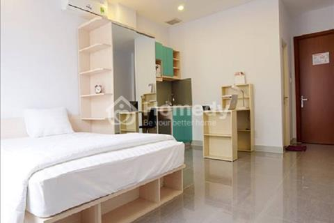 Cho thuê căn hộ dịch vụ đường Nguyễn Cửu Vân, Quận Bình Thạnh, 35 m2, 1 phòng ngủ, 8 triệu/tháng