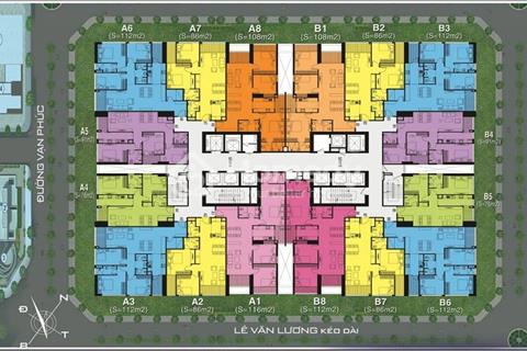 Bán liền kề lô 2 mặt tiền, shophouse dự án Xuân Phương Tasco 90 m2, đường 40 m, vị trí đẹp nhất