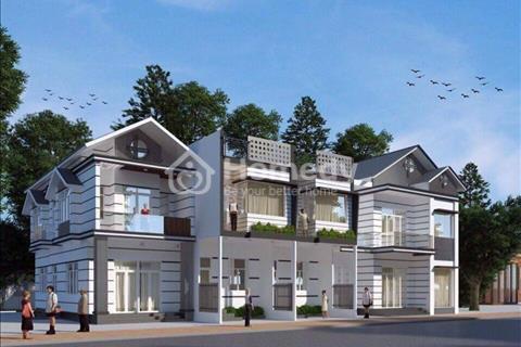 Nhà phố -  biệt thự Hiệp Thành cần bán chỉ với 4 căn duy nhất