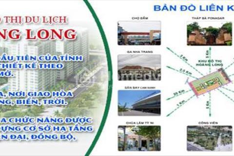 Chủ đầu tư mở bán đất nền dự án khu đô thị du lịch Hoàng Long, Nha Trang