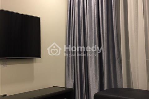 Cho thuê căn hộ Vinhomes Central Park 2 phòng ngủ, đầy đủ tiện nghi, giá mềm