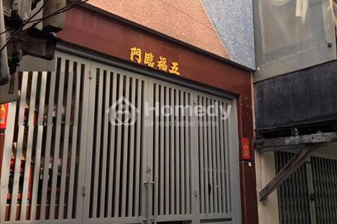 Nhà mới 3,5 tấm Trần Phú, giá 3 tỷ tại Phường 4, Quận 5
