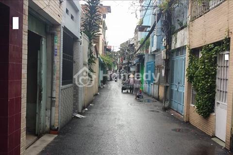 Nhà đường Phó Đức Chính phường 1, 115 m2, chỉ 65 triệu/m2, nhà cấp 4, 1 lửng tiện xây mới