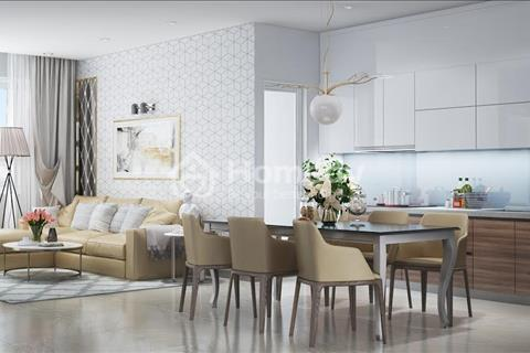 Cho thuê căn hộ Tropic Garden tháp C2 loại 3 phòng, 112 m2, tầng cao view cực đẹp, nội thất cao cấp