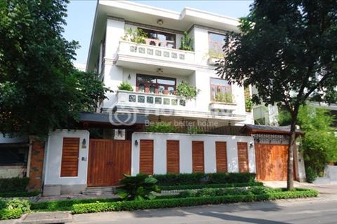 Bán nhà hẻm xe hơi quay đầu Thích Quảng Đức, phường 4, diện tích 9,2 x 30 m, trệt + lầu, 17 tỷ
