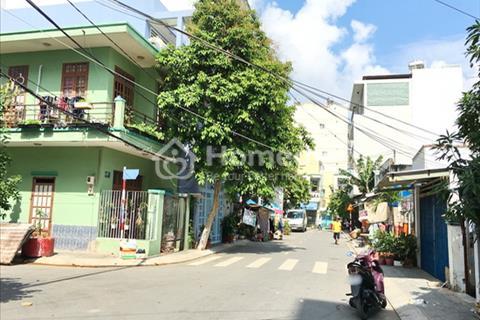 Bán gấp nhà phố 1 lầu căn góc 2 mặt tiền đường nội số khu dân cư Lý Phục Man, Bình Thuận, Quận 7