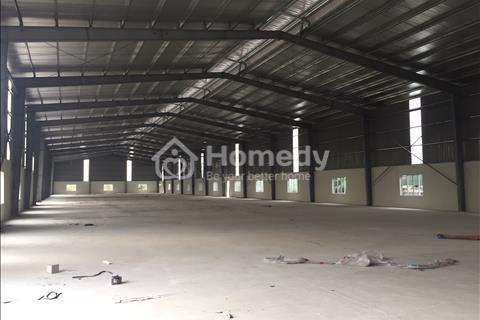 Cho thuê kho xưởng diện tích 3.300 m2, 4.400 m2, 10.000 m2, 20.000 m2, Đại Đồng, Tiên Du, Bắc Ninh