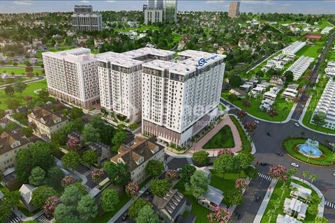 Sở hữu căn hộ sân vườn view đẹp nhất Quận 9 chỉ với 1,9 tỷ