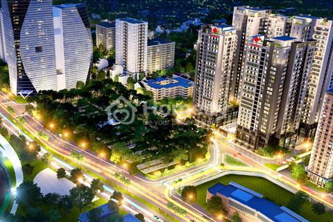 Việt Đức Complex - trung tâm Thanh Xuân - khai trương căn hộ mẫu - tặng kim cương