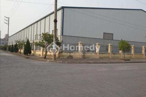 Cho thuê nhà xưởng, kho xưởng 3.010 m2 tại Bắc Ninh trong khu công nghiệp Quế Võ 1