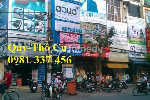 Cho thuê mặt phố Nguyễn Hoàng 90 m2, mặt tiền 4 m x 22 m, giá 30 triệu/tháng