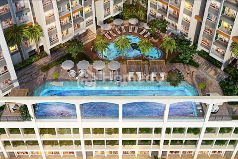Ưu đãi suất nội bộ cuối cùng, view hồ bơi căn hộ PegaSuite mặt tiền Tạ Quang Bửu Quận 8 chỉ 1,8 tỷ