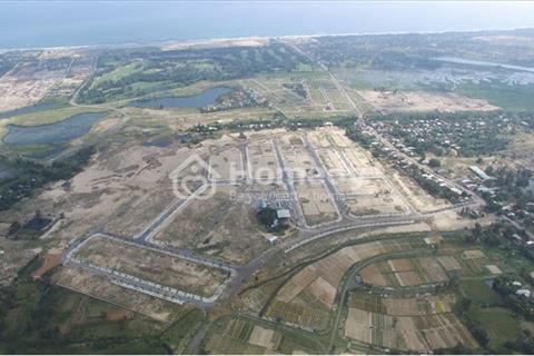 Đất ven biển sau lưng Cocobay, gần sân Golf, chỉ 4 triệu/m2. Tiện kinh doanh, khu du lịch biển